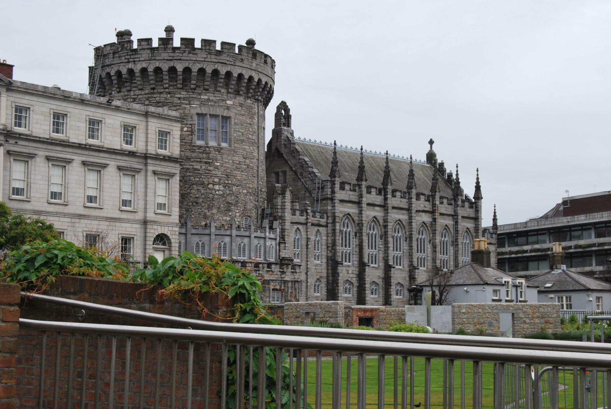 Old Dublin Castle, Ireland