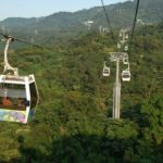 Cable Car in Mao Kong, Taipei, Taiwan