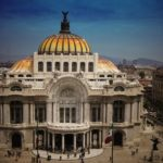 Mexico City, Fine Arts Palace