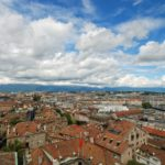 Geneva, Switzerland from Cathedral Saint Pierre
