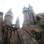 Hogwarts castle at The Wizarding World of Harry Potter in Orlando Florida 150x150 Orlando Layover