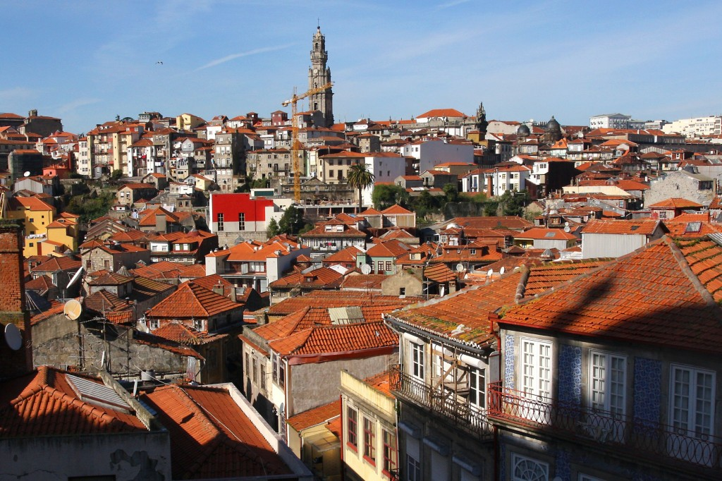 Layover in Porto, Portugal