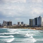 Tel Aviv, Mediterranean sea, beach, hotels