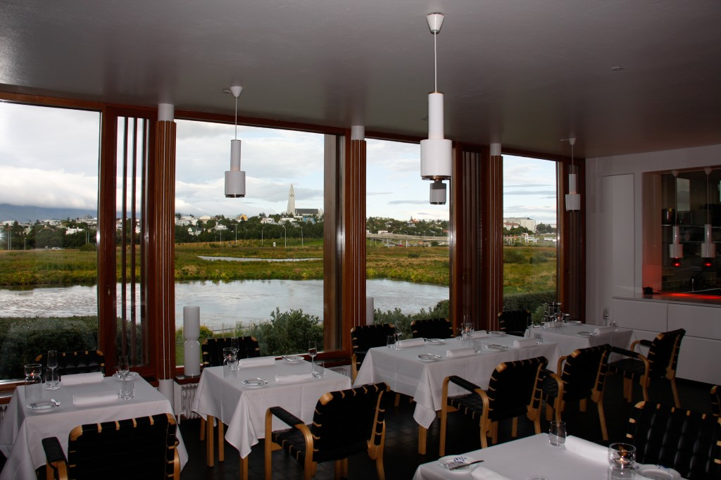 Top Restaurants in Reykjavik Iceland