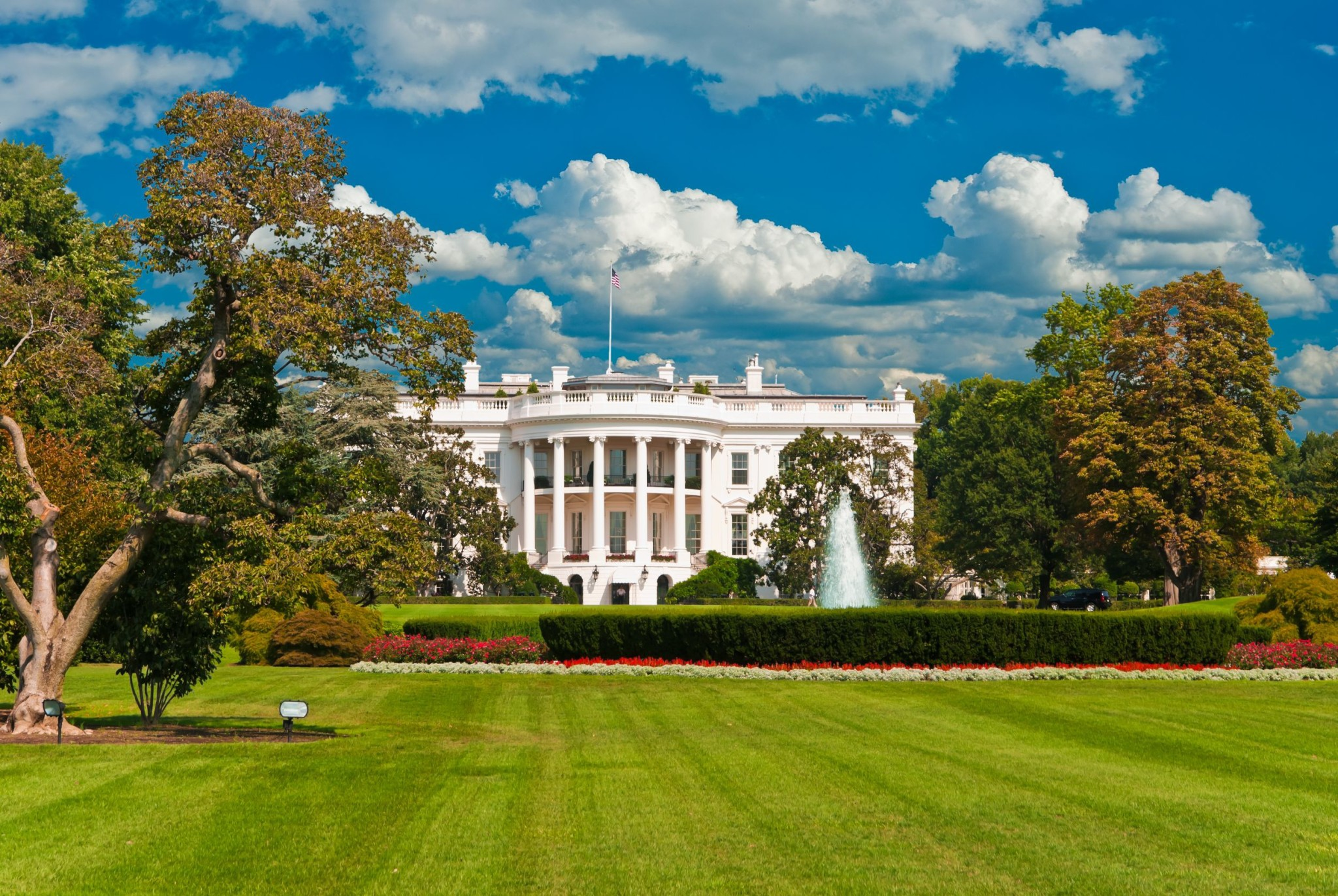 White House in Washington DC Layover Guide