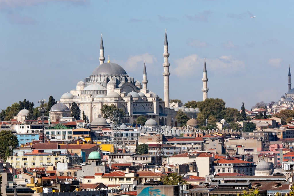 Istanbul Layover things to do