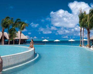 Hilton Bora Bora Nui Resort and Spa, Tahiti