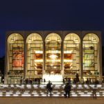 Lincoln Center in New York City, NY