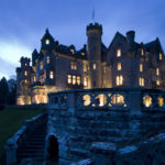Madonna Guy Ritchie Skibo Castle Scotland