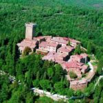 The Castello di Gargonza Tuscany Italy Castle