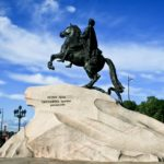 Peter the Great on a horse in Saint Petersburg Russia 150x150 Layover In Saint Petersburg, Russia