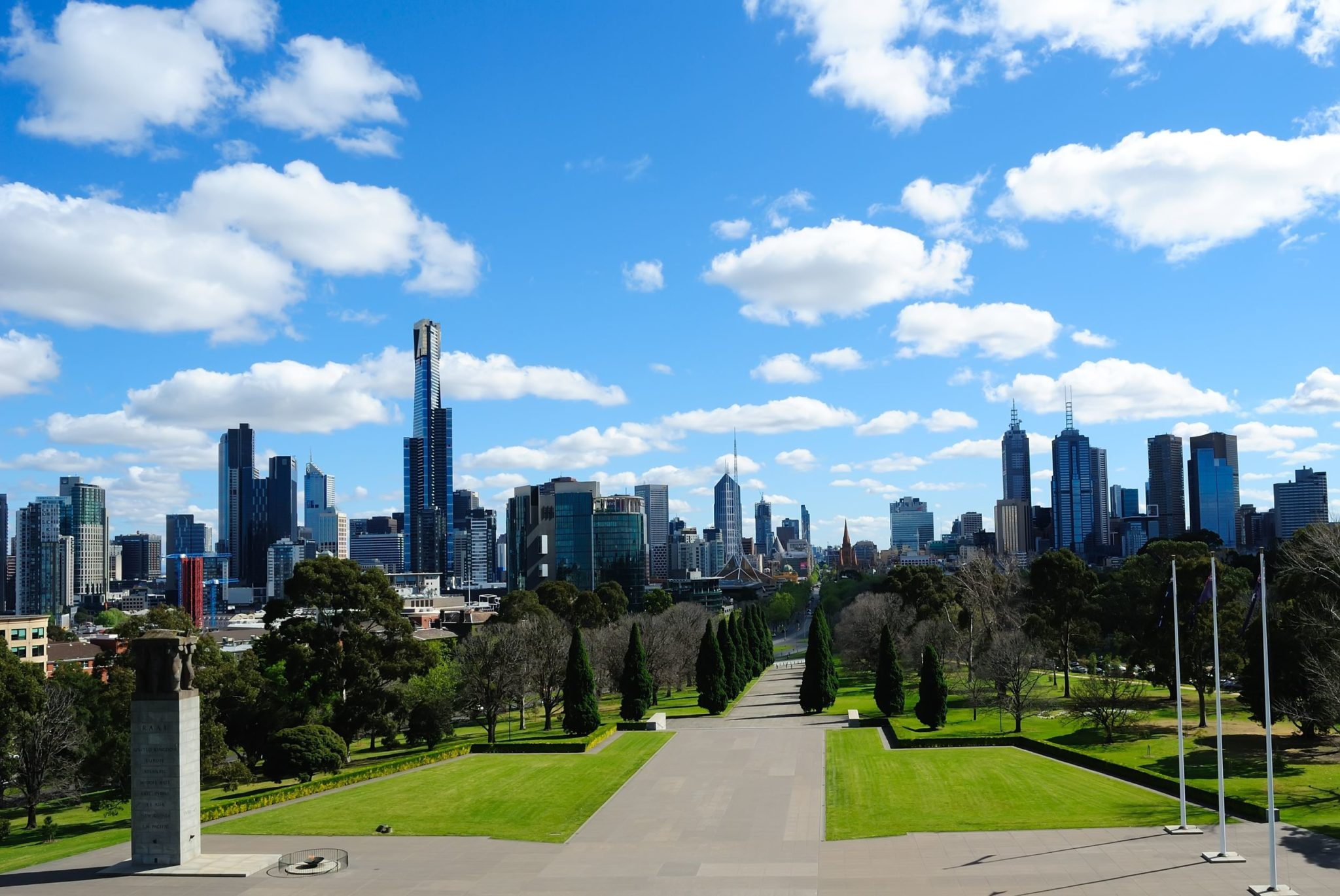 Melbourne Skyline - Victoria - Gallery - Kirk Hille Photography