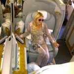Paris Hilton's Dubai Stay