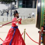 Changing of the Guard at Kyoungbok Palace in Seoul South Korea 150x150 Seoul Layover At Incheon International Airport