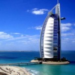 Dubai Sailboat hotel