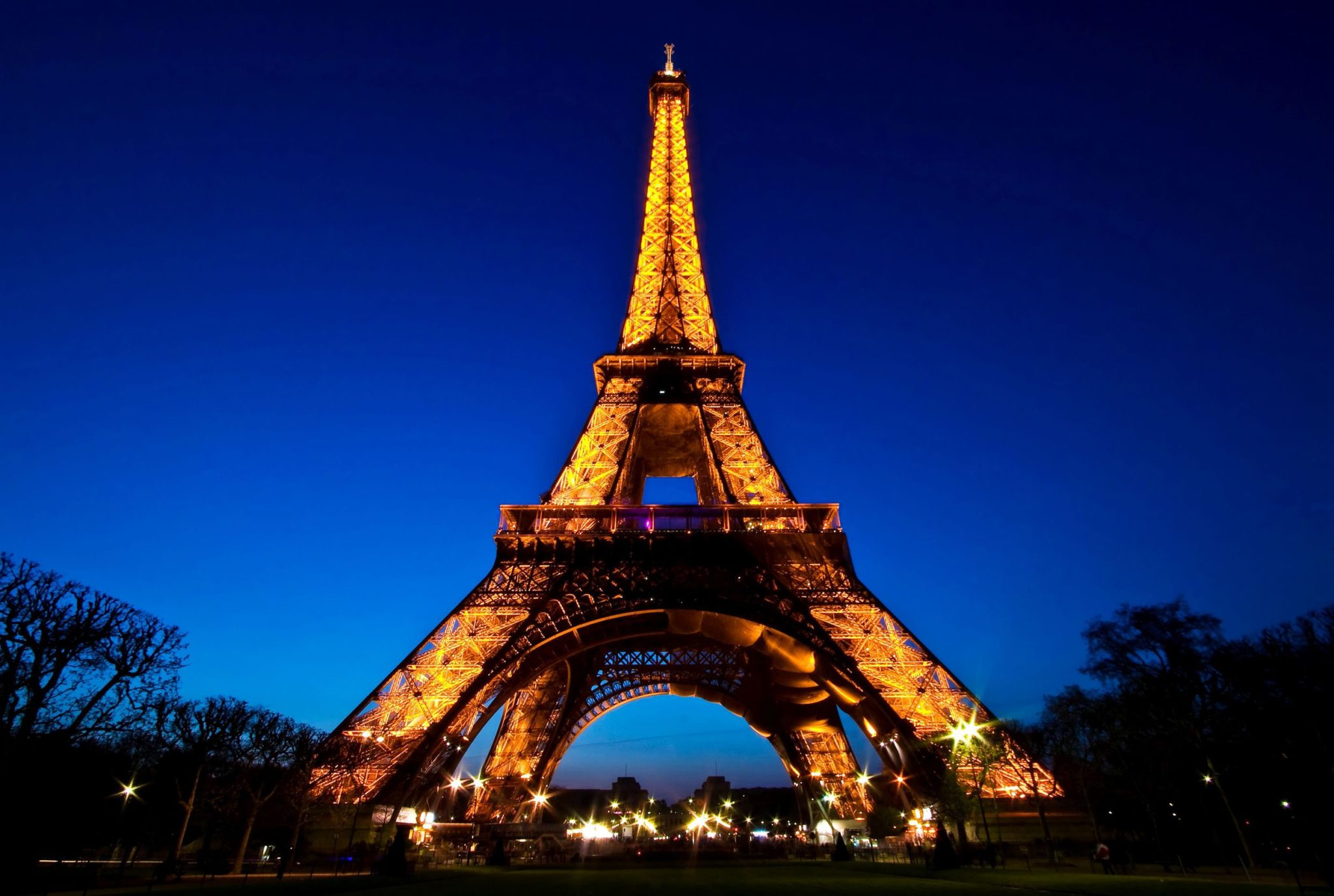 Eiffel Tower In Paris France Layover Guide