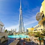 Burj Khalifa worlds tallest tower in Dubai United Arab Emirates 150x150 Dubai Layover