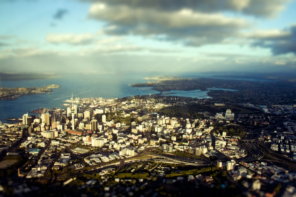 Layover in Auckland, New Zealand