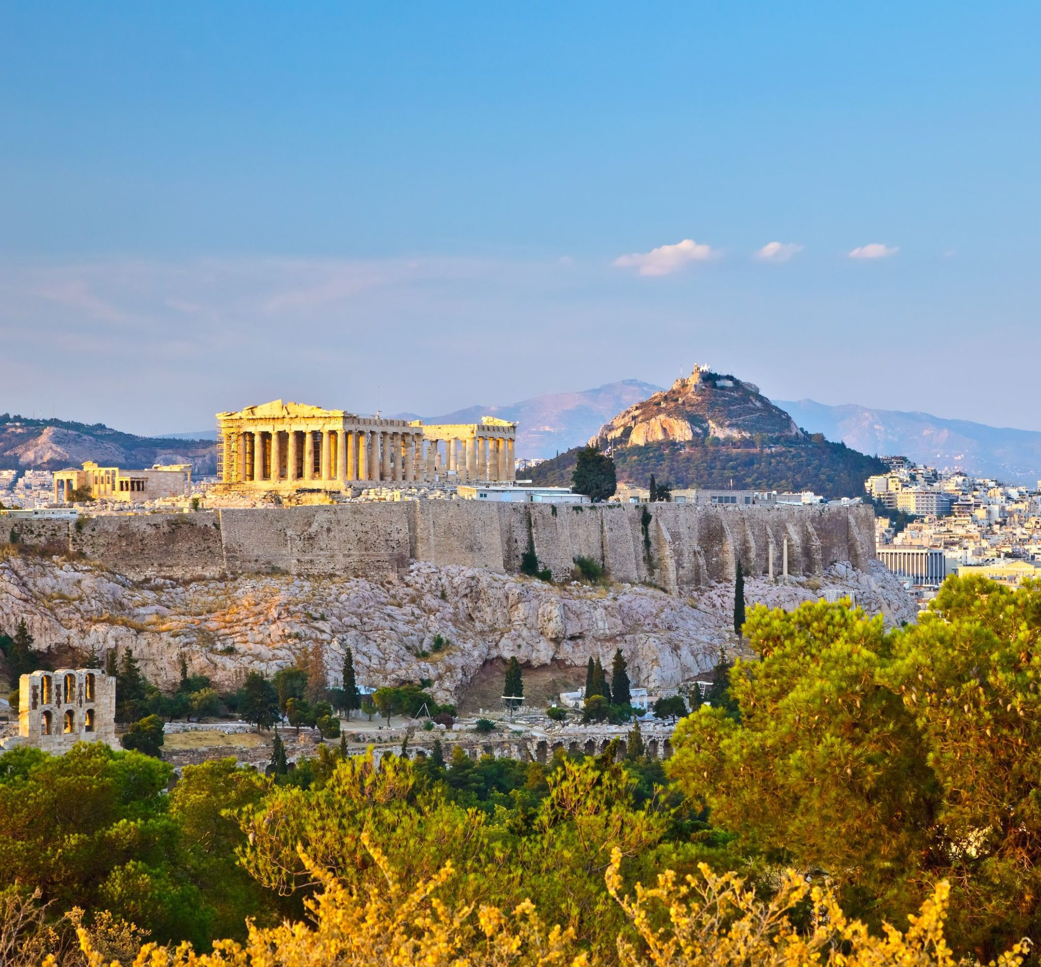 Acropolis-in-Athens