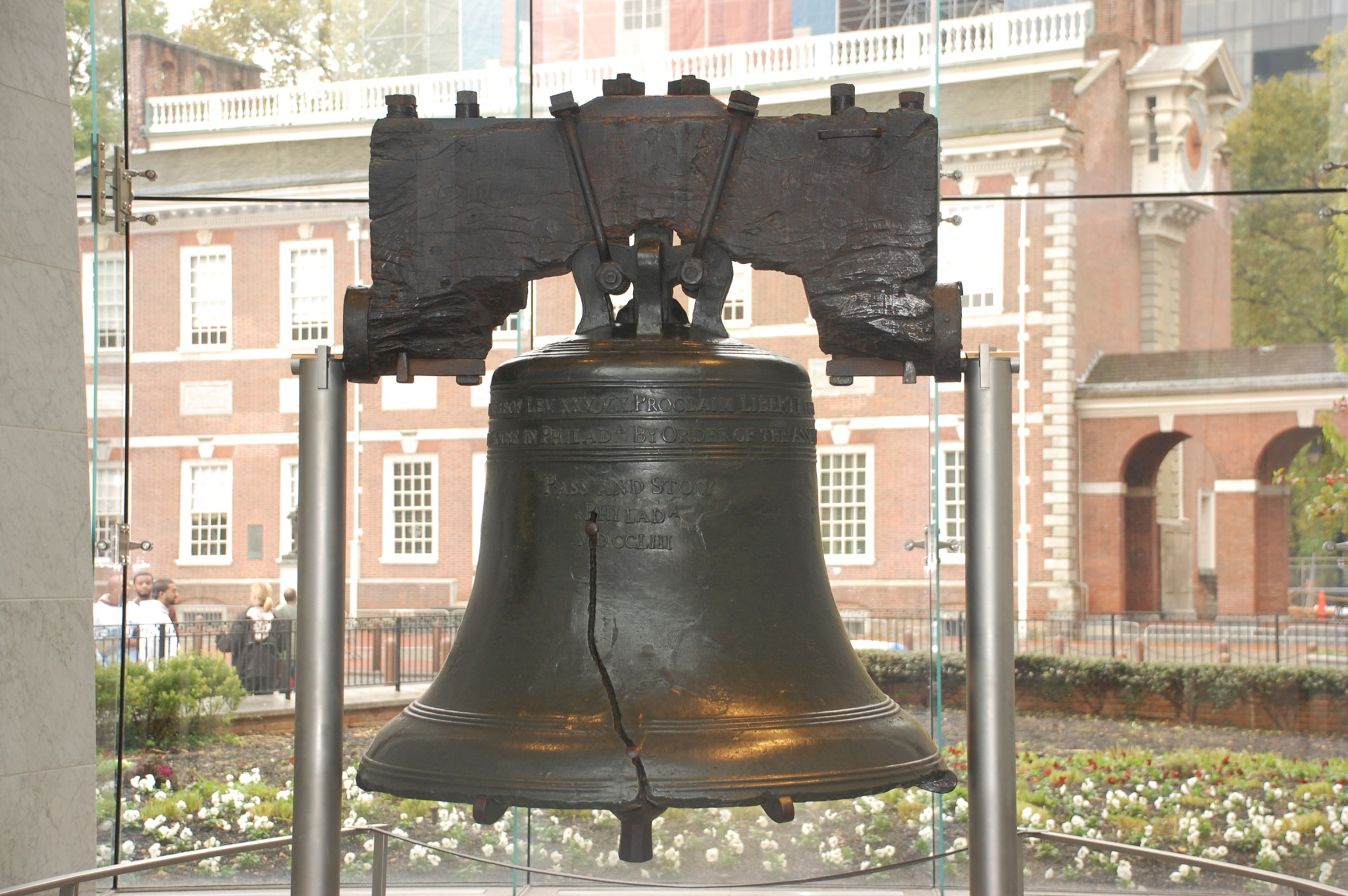 Liberty Bell layover